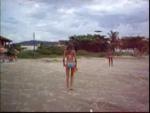 Atrapalhadas na praia