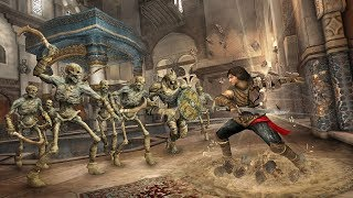 PRINCE OF PERSIA THE FORGOTTON SANDS LIVE HINDI || ROAD TO 3000