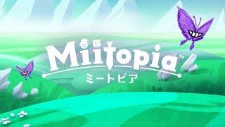 MEET YOUR NEW PROTAGONIST! | Miitopia #1