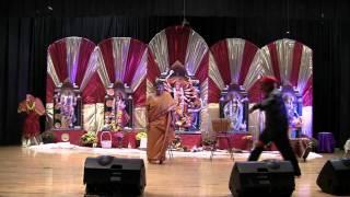 BSF Durga Pujo 2011 Orlando Naatok Part 1