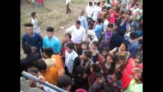 Chaar Bangdi wadi gadi Playing  #Dj Krunal Vansda AT Jesingpura #Vyara