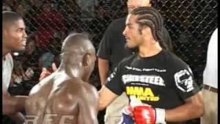 MMA Toughest fight of the Year