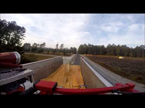 Rincon Fire Dept 6 000ft. Hose Lay using TurboDrafts