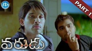 Varudu Full Movie Part 1    Allu Arjun, Bhanusri Mehra, Arya    Mani Sharma