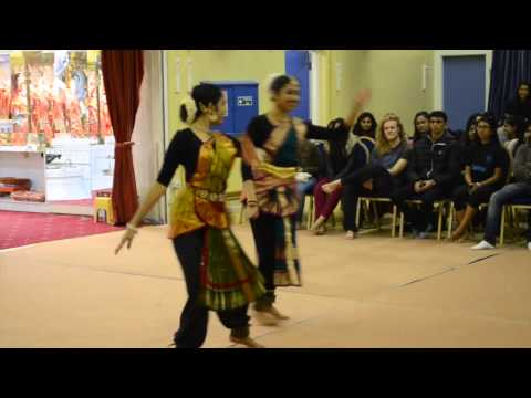 Indian Classical Contemporary || Diwali Darshan || Indian Dance Society UoM