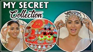 Ridheema Tiwari  REVEALS Her Jewellery Collection | TellyMasala