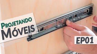 COMO PROJETAR MÓVEIS - EP01