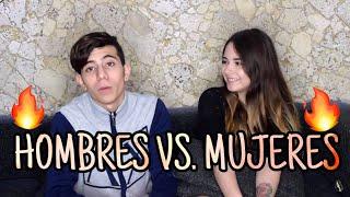 HOMBRES vs. MUJERES con Ramy Chaaban | Patricia Echeverría