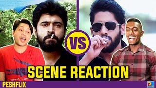 Premam Mass Intro Scene Reaction | Nivin Pauly vs Naga Chaitanya | PESHFlix Entertainment
