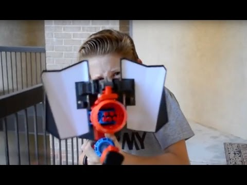 Nerf War The Chase Full Movie 1 4