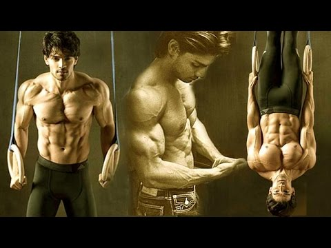 Sooraj Pancholi Hardcore Workout - Trained By Salman Khan