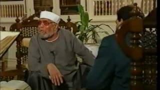 لقاء الايمان للشيخ الشعراوى حلقة 9 ترك الصلاة