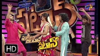 Patas | Sylaja V/S Bavana Jokes war Performance | 20th September 2017  | ETV Plus