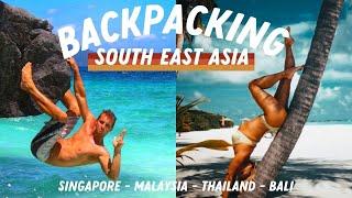 SOUTHEAST ASIA TRAVEL - Travel Vlog Binge! TRIPPED Season 4
