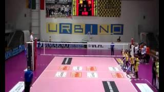 ROBUR TIBONI URBINO VS 2002 FORLI 3-1