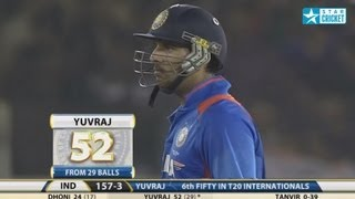 India Vs Pakistan 2nd T20 Full Match Highlights - 28/12/2012