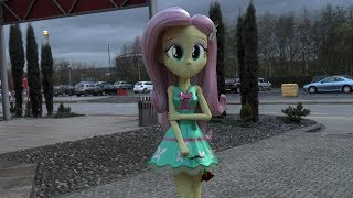 Equestria Girls in Real world 3D Animation (Blender)
