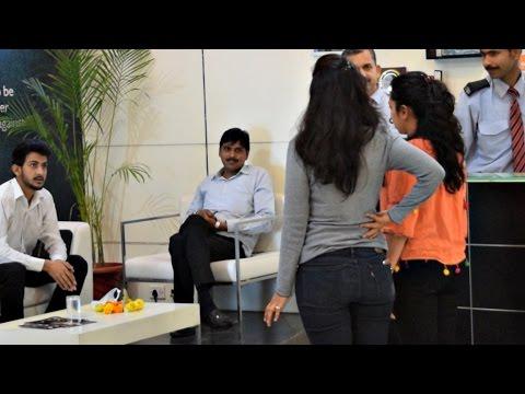 Fake Job Interview Prank   AVRprankTV   Pranks in India