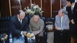 Kim Jong Il in Russia 4