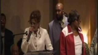 Dr. Dorinda Clark Cole minister's