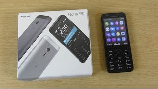 Nokia 230 - Unboxing! (4K)