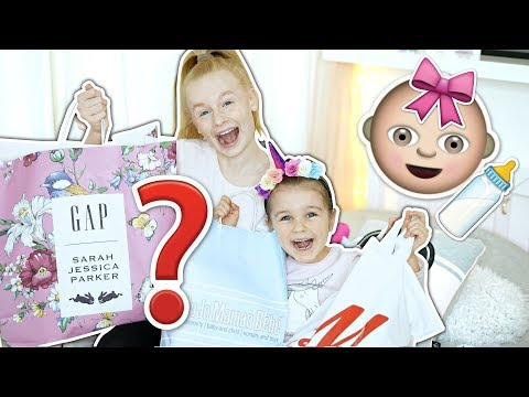Xxx Mp4 KiDS GO BABY CLOTHES SHOPPiNG CHALLENGE 👶🛍️ 3gp Sex