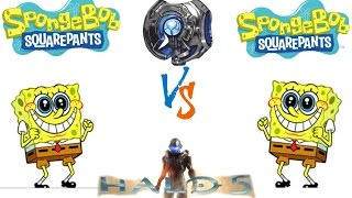 SpongeBob Mega Bloks  Blind Bags Halo Review
