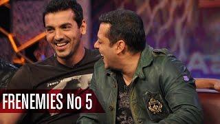 Salman Khan & John Abraham | Bollywood's Frenemies No. 5 | Chuddy Buddy Special
