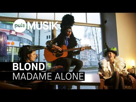 Xxx Mp4 Blond – Madame Alone PULS Live Session 3gp Sex
