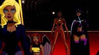 Wonder Woman vs Women of the Justice League | Kids Cartoons