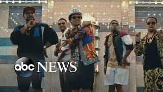 StubHub names Bruno Mars #1 tour seller