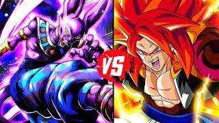 Beerus Vs SSJ4 Gogeta - Analysis & Personal Opinion On Both Characters (Ultimate Showdown)