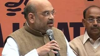 Freedom of speech doesn't mean you indulge in anti-national slogans: Amit Shah