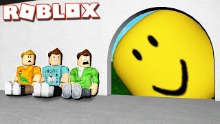 Roblox Adventures - HE WILL EAT YOU! (Get Eaten Obby)