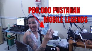 P 80,000 PUSTAHAN MOBILE LEGENDS EXECRATION VS AETHER