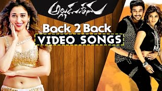 Alludu Seenu Back To Back Video Songs || Samantha, Bellamkonda Srinivas, DSP