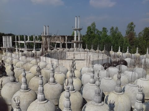Official Report For 201 Domes Mosque In Tangail Bangladesh