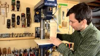 Why I don't use a drillpress table