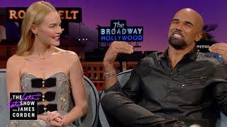 Kate Bosworth & Shemar Moore Disagree on People