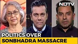 Protest Over Cop Action: Priyanka Gandhi's Big Political Statement?