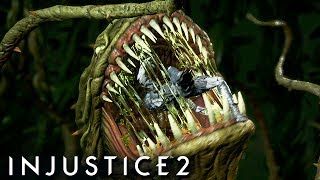 Injustice 2 Gameplay German Multiverse Mode - Poison Ivy Story