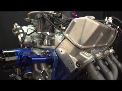 433ci Ford FE by Survival Motorsports Amsoil Engine Masters Challenge 2014