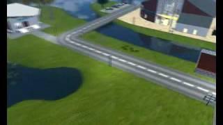 Presentation du Campus Credit Agricole PG dans Second Life
