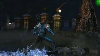 Mortal Kombat vs. DC Universe Xbox 360 Trailer - Powers of