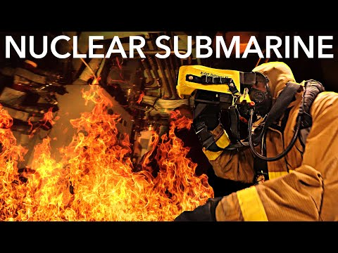 How to Fight Fire or Flooding on a Nuclear Submarine Smarter Every Day 244
