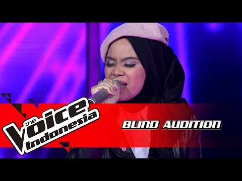 Agseisa - Rock With You | Blind Auditions | The Voice Indonesia GTV 2018