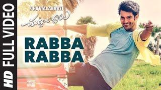 Chuttalabbayi Songs | Rabba Rabba Full Video Song | Aadi, Namitha Pramodh | Thaman SS