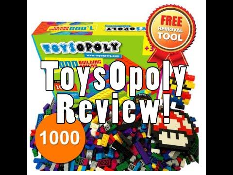 Toysopoly Building Blocks Review