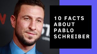 Pablo Schreiber // Mad Sweeney: 10 Facts You Need To Know