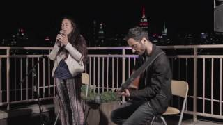 Rooftop Session: Addicted to You (Avicii) Lina + Oliv Cover